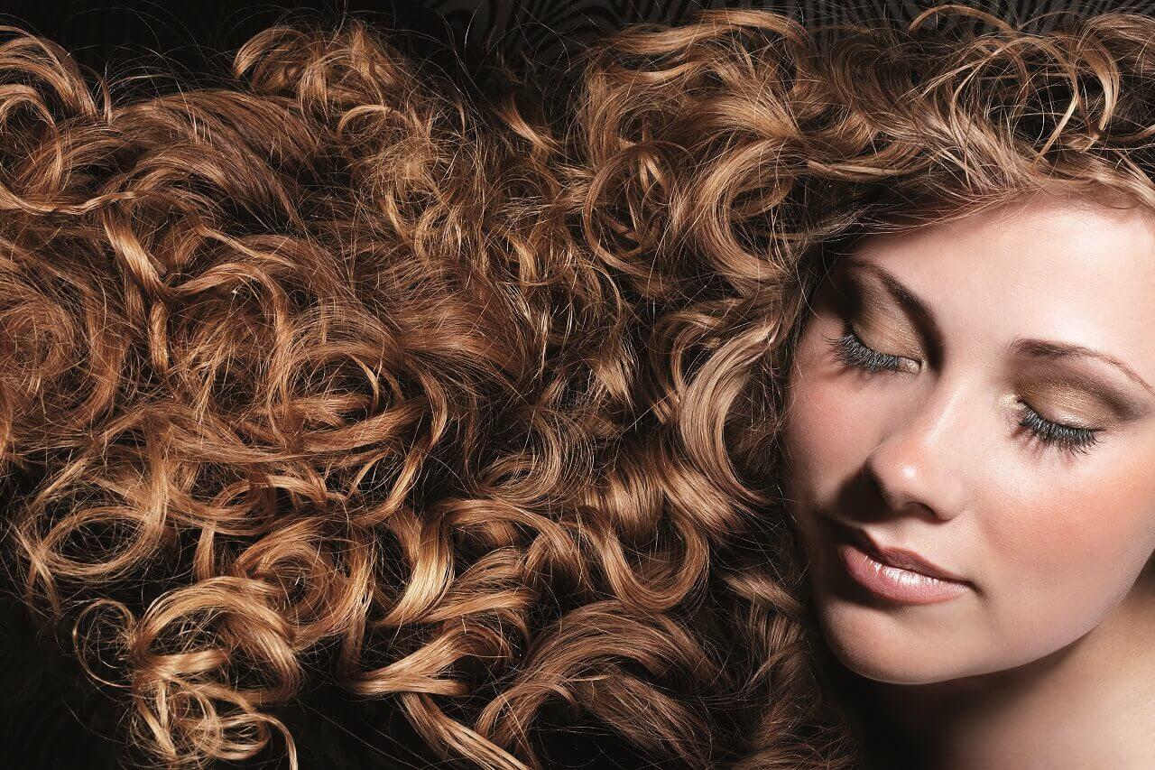 Haare nach der Keratinbehandlung