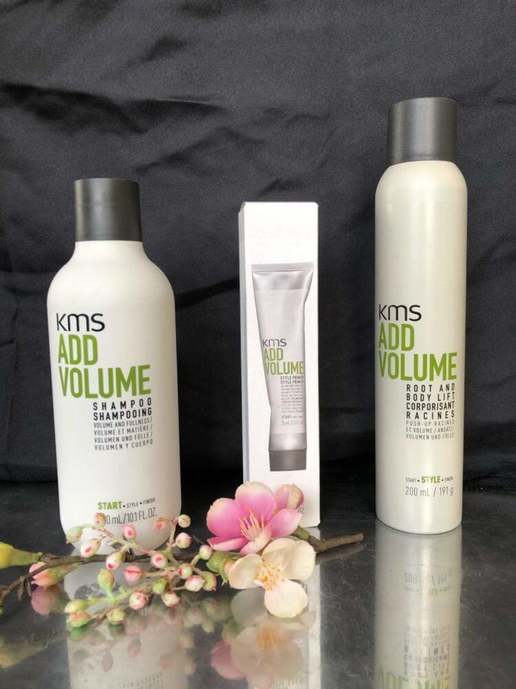 Haarpflegeprodukte für voluminöses Haar