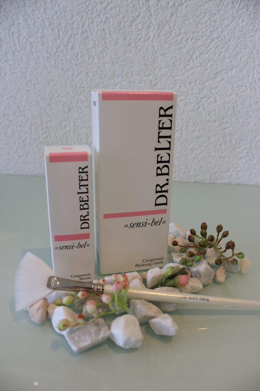 Produkte für Gesichtsbehandlung im YouBeauty-Center Oftringen